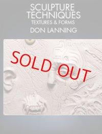 DVD Sculpture Techniques—Textures & Forms