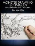 画像1: DVD Monster Drawing Techniques - Stan Winston Creatures (1)