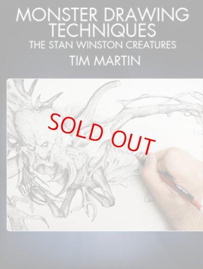 画像1: DVD Monster Drawing Techniques - Stan Winston Creatures