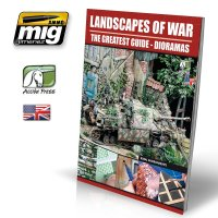 LANDSCAPES OF WAR: THE GREATEST GUIDE - DIORAMAS VOL. 3