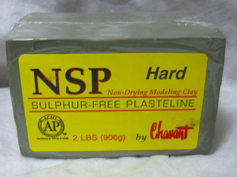 画像2: NSP アートクレイ グリーン ハード