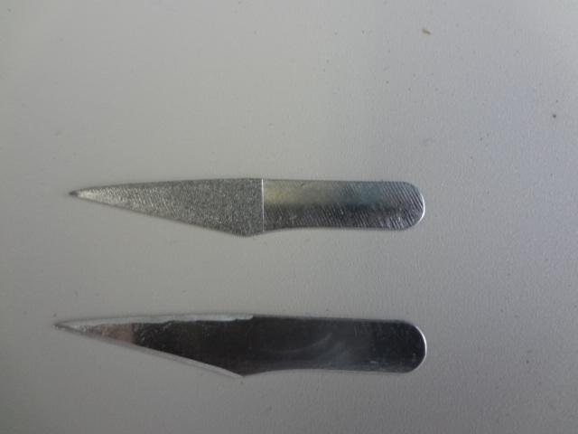 画像2: スカルプトナイフ・ファイン Sタイプ 替刃用