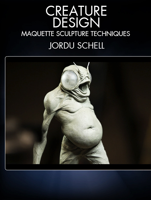 画像1: Creature Design - Maquette Sculpture Techniques