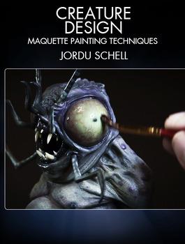 画像1: Creature Design - Maquette Painting Techniques