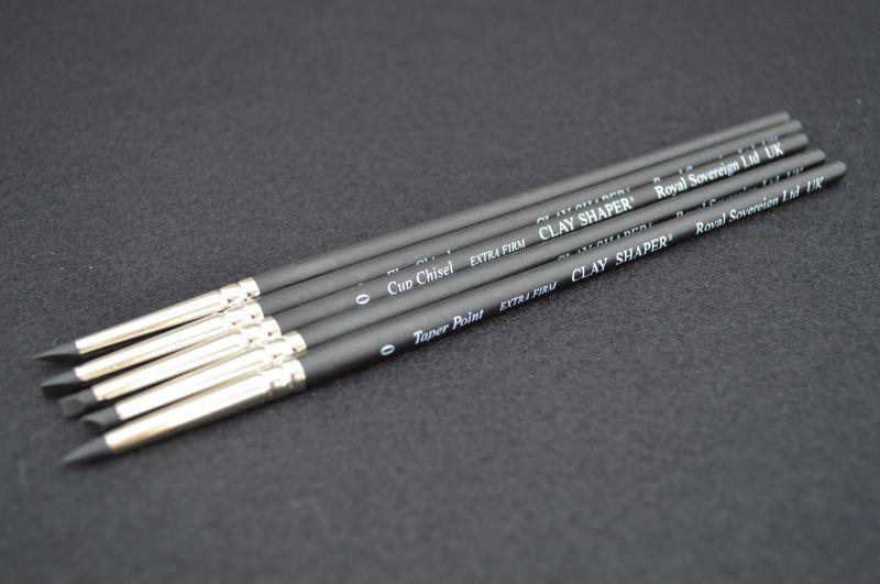 画像1: クレイシェイパー Size 0 EXTRA FIRM (5種類セット)