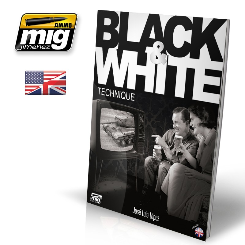 画像1: BLACK & WHITE TECHNIQUE