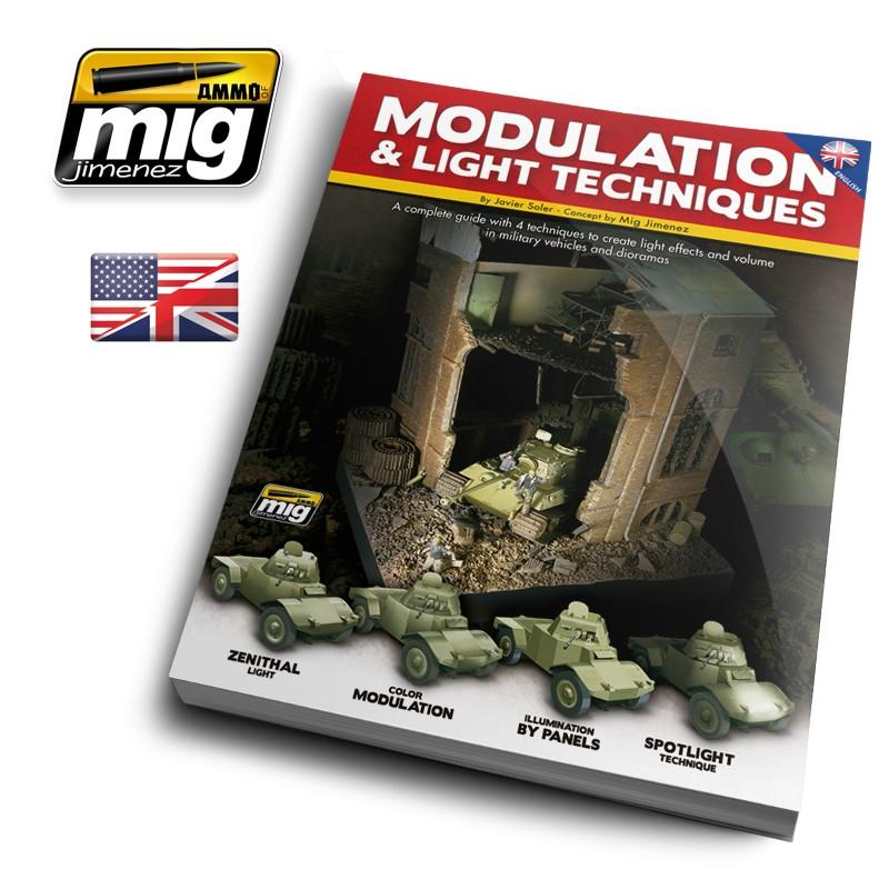 画像1: MODULATION AND LIGHT TECHNIQUES