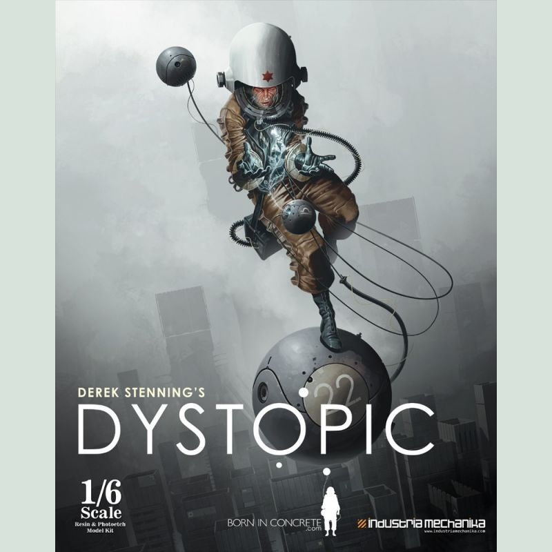 画像1: Derek Stenning's Dystopic