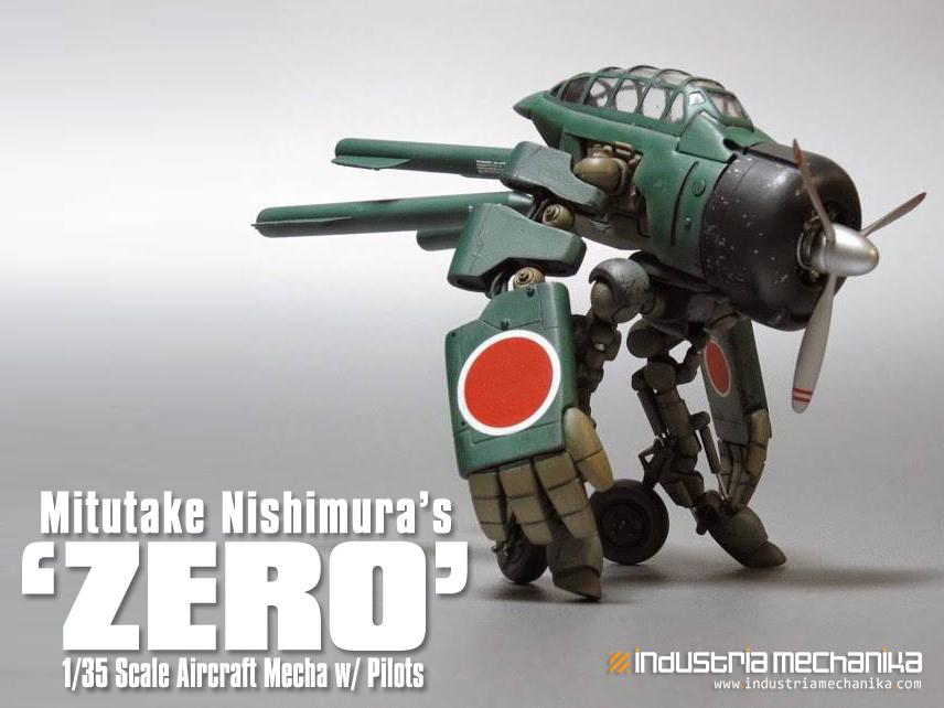 画像1: Zero [Fighter Robot]
