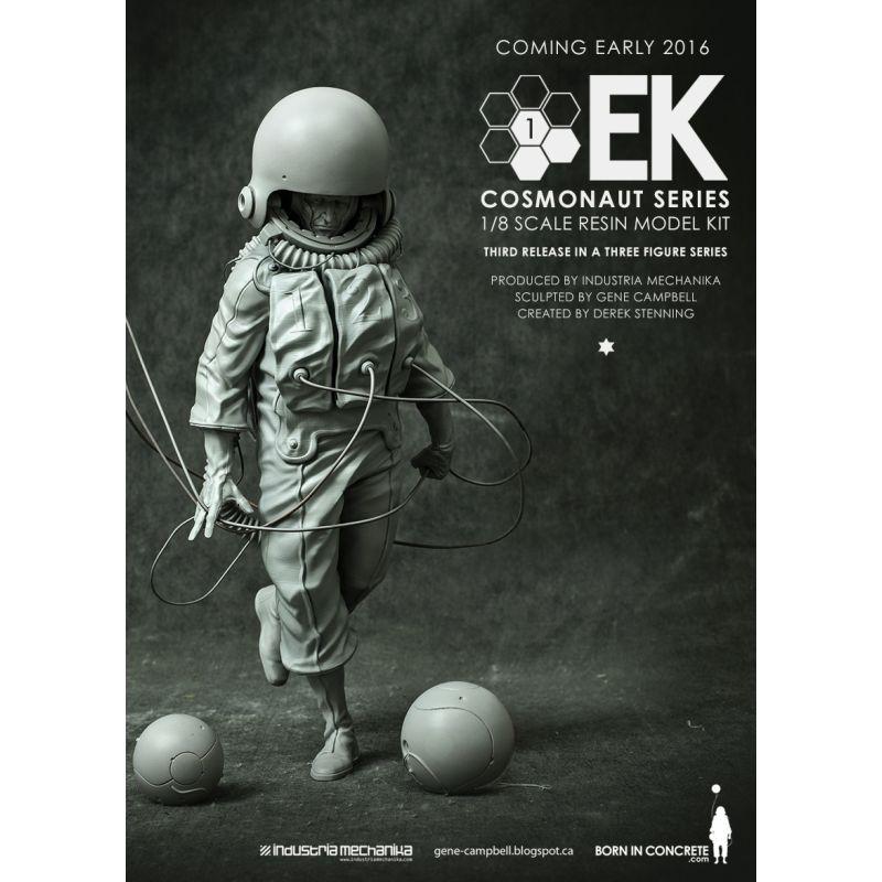画像2: 1/8 Scale Derek Stenning's EK Cosmonaut 1
