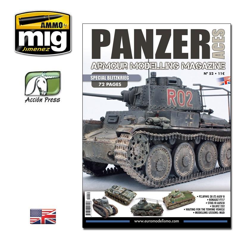 画像1: PANZER ACES Issue 52