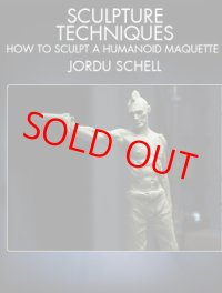 DVD How to Sculpt a Humanoid Character Maquette