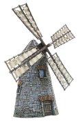 画像4: 風車小屋 (4)