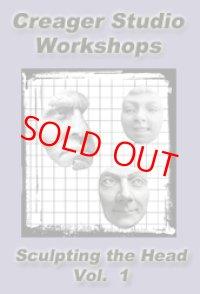 Creager Studio Workshops Sculpting the Head Vol.1