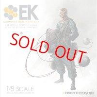 1/8 Scale Derek Stenning's EK Cosmonaut 3