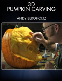 3D Pumpkin Carving - How to Carve a Pumpkin from the Outside In