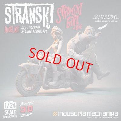 画像4: 1/24 Stranski Girl & Bike