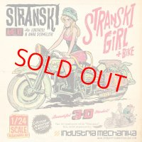 1/24 Stranski Girl & Bike