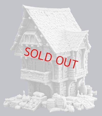 画像2: 商人の家