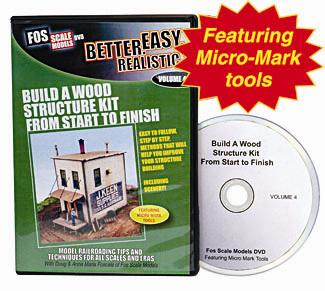 画像1: DVD Build a Wood Structure Kit from Start to Finish
