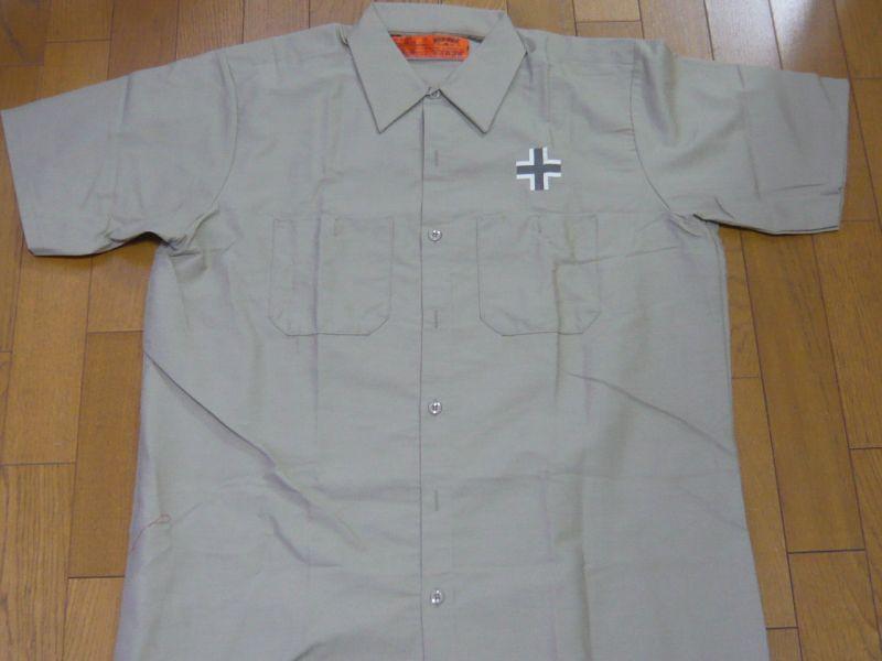 画像4: ワークシャツ African Corp.
