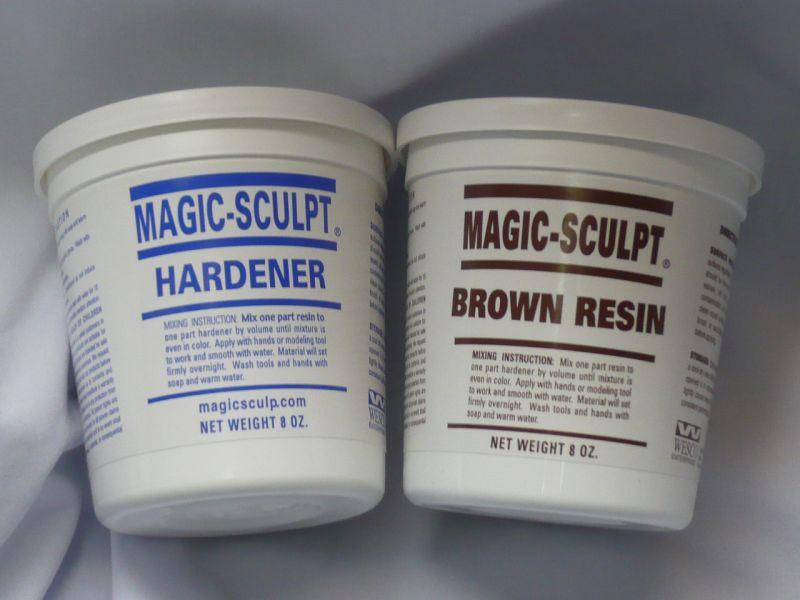 画像1: マジックスカルプ ブラウンカラー