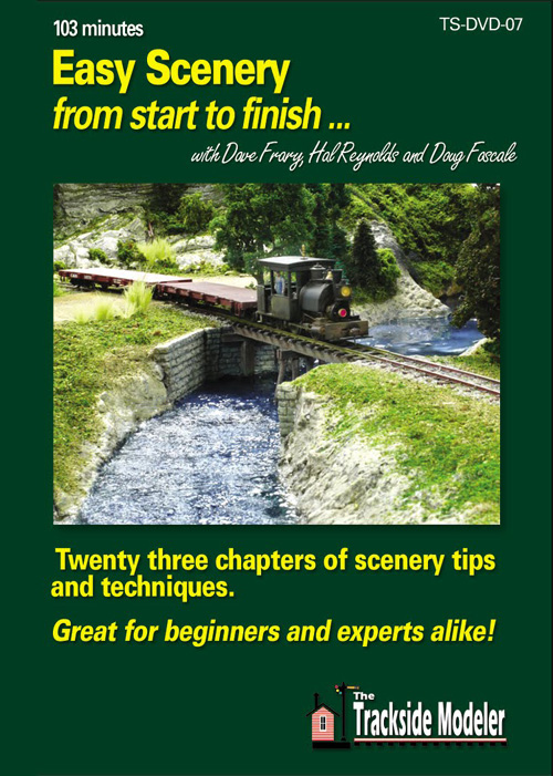 画像2: DVD Easy Scenery from start to finish with Dave Frary