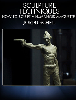 画像1: DVD How to Sculpt a Humanoid Character Maquette