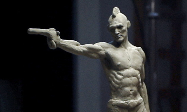 画像2: DVD How to Sculpt a Humanoid Character Maquette