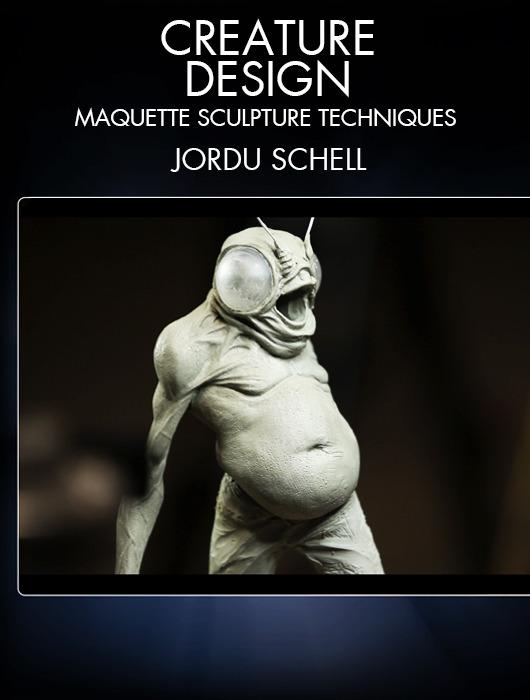 画像1: Creature Design - Maquette Sculpture Techniques