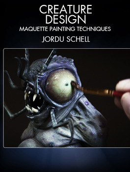 画像1: Creature Design - Maquette Painting Techniques