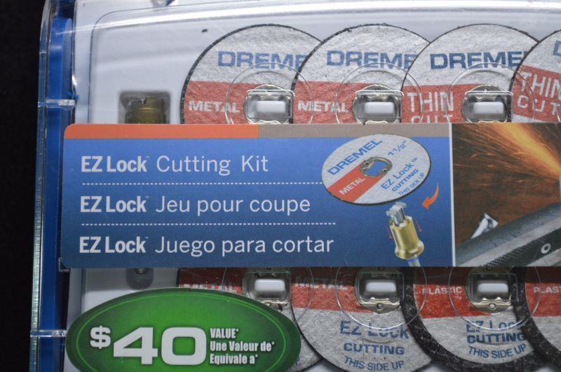 画像2: Dremel EZ Lock Cutting Kit