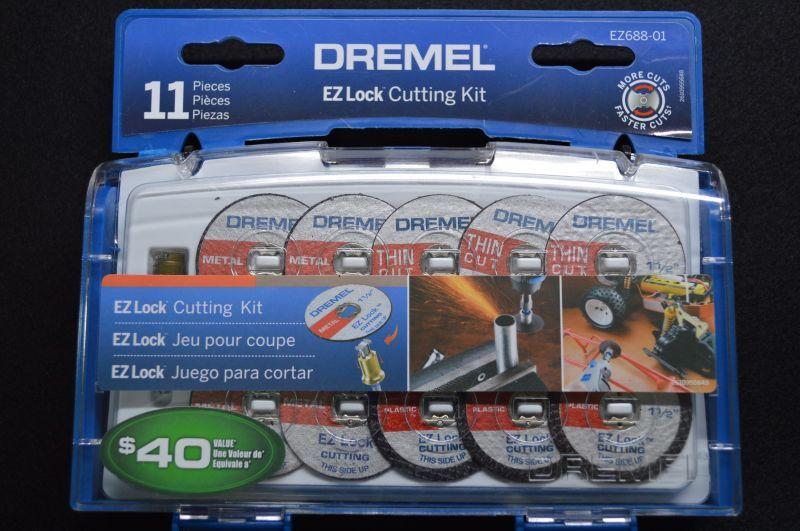 画像1: Dremel EZ Lock Cutting Kit