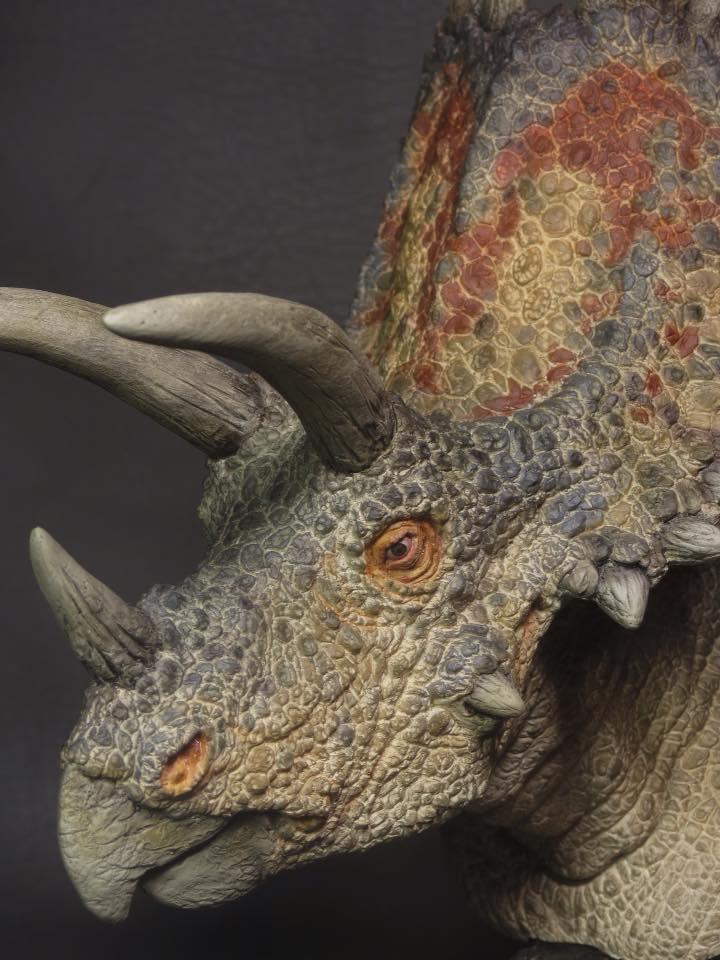 画像1: カスモサウルスヘッド