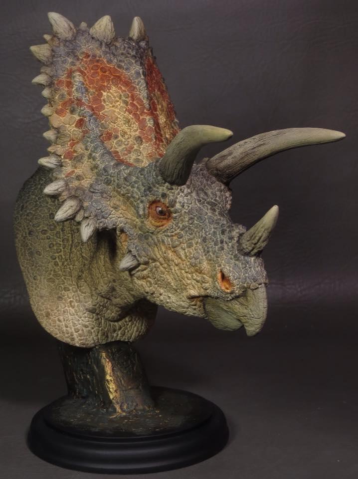 画像2: カスモサウルスヘッド