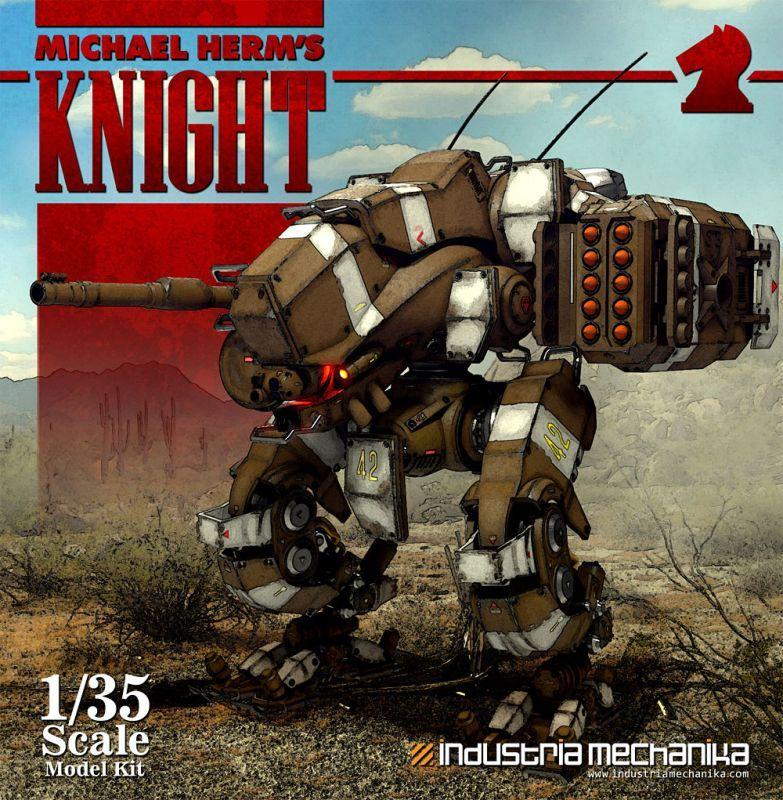 画像1: 1/35 Knight