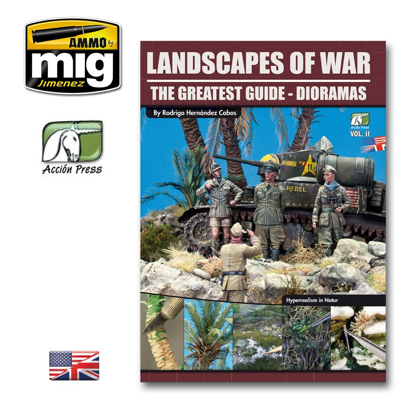 画像1: LANDSCAPES OF WAR: THE GREATEST GUIDE - DIORAMAS VOL. 2