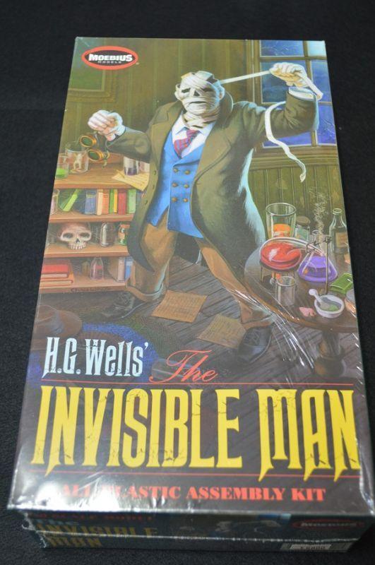 画像1: 1/8 The Invisible Man