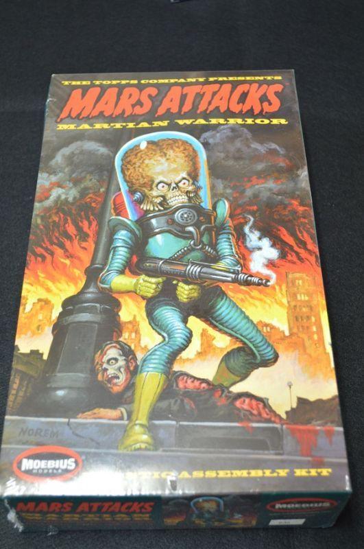 画像1: 1/8 Mars Attacks
