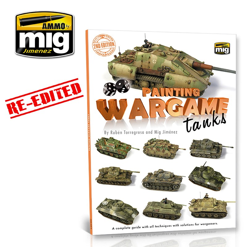 画像1: PAINTING WARGAME TANKS