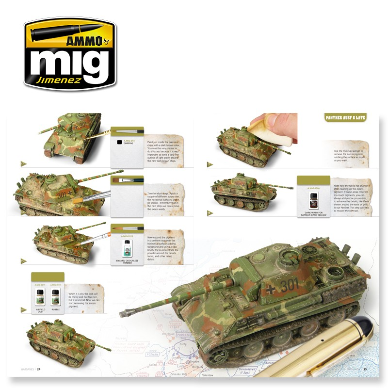 画像2: PAINTING WARGAME TANKS
