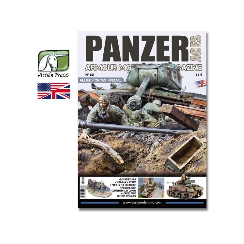 画像1: PANZER ACES Nº50