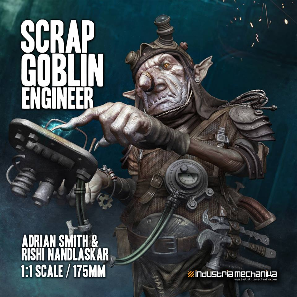 画像1: Scrap Goblin Engineer