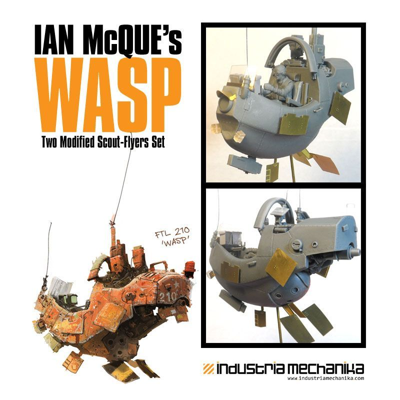 画像2: Ian McQue's Wasps