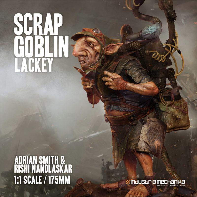 画像1: Scrap Goblin Lackey