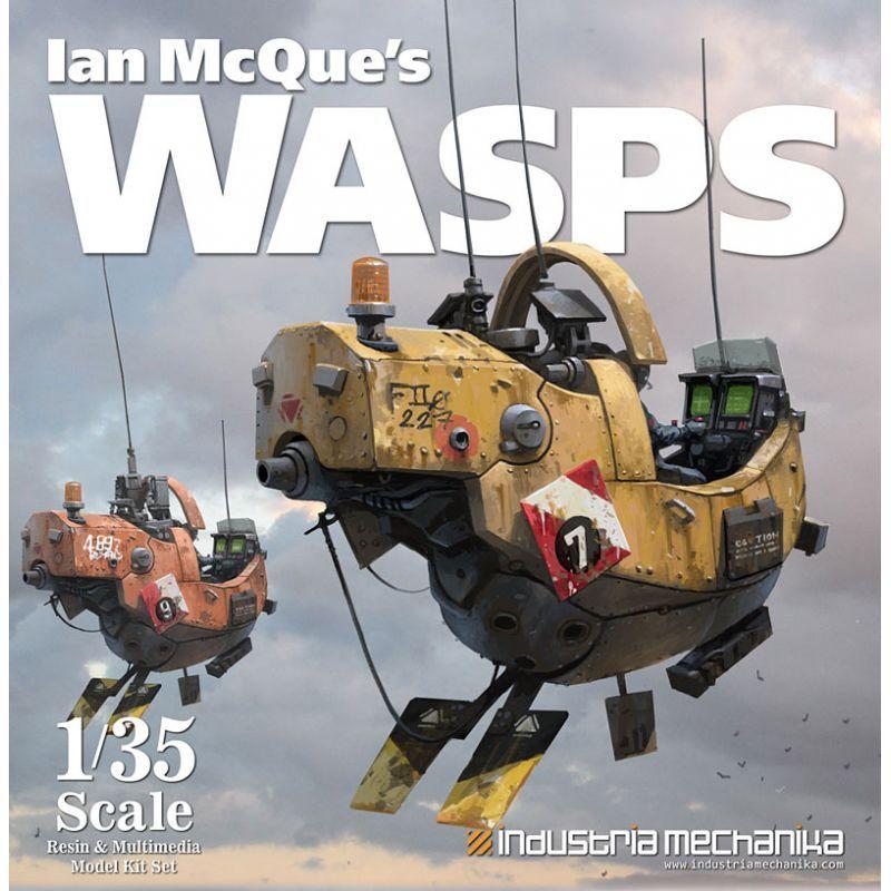 画像1: Ian McQue's Wasps