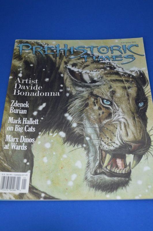 画像1: PREHISTORIC TIMES #89