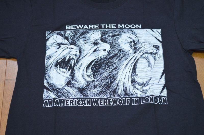 画像1: Werewolf Tシャツ