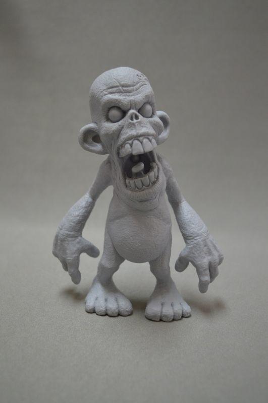 画像1: Naked Zombie