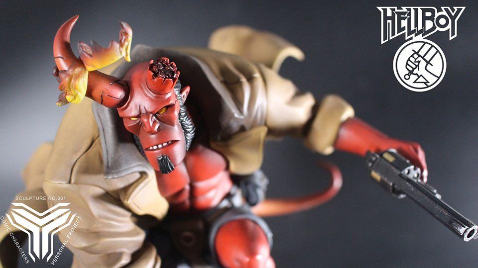画像1: Hellboy 地獄男爵 DX